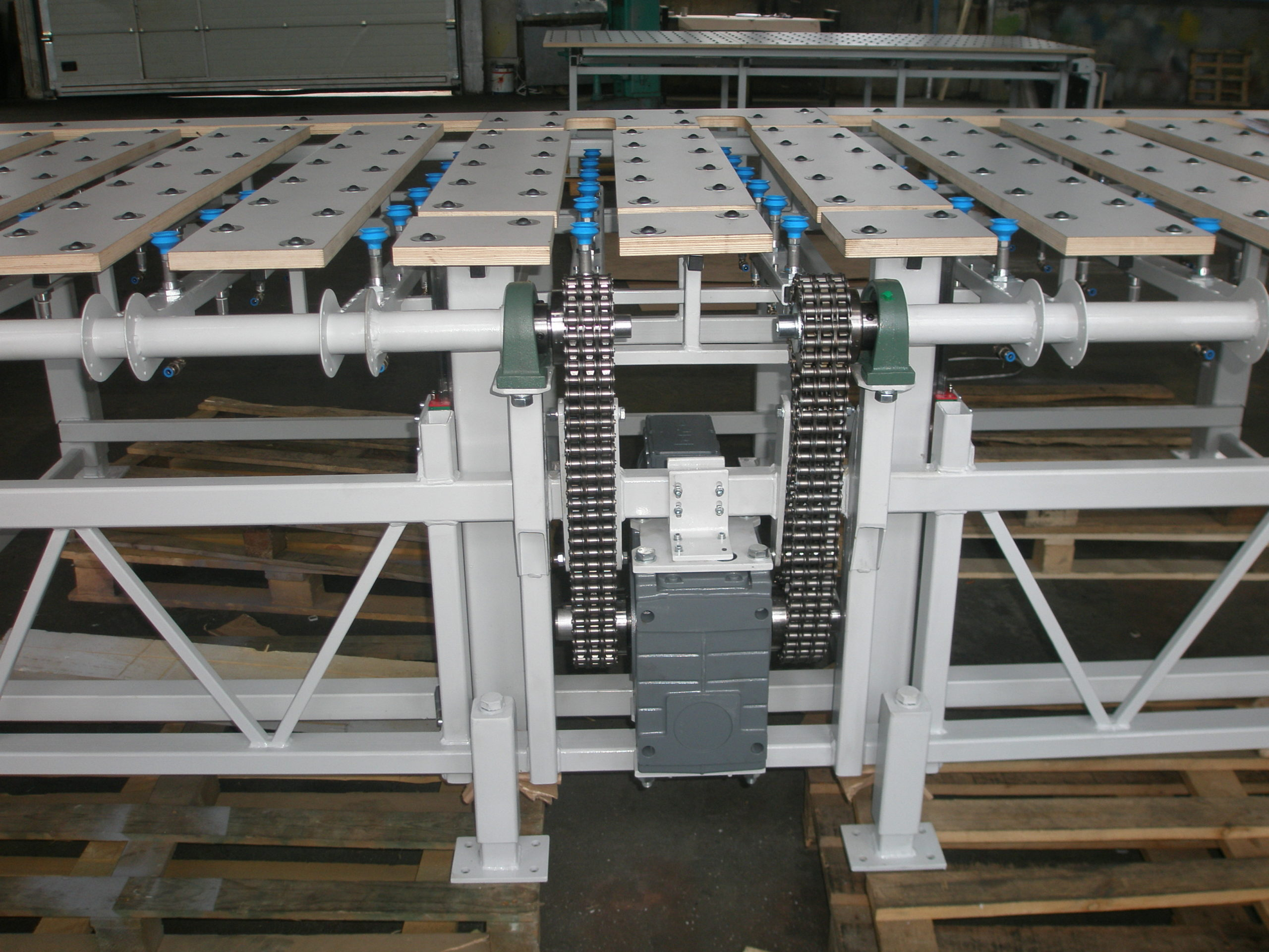Product assembly and packing